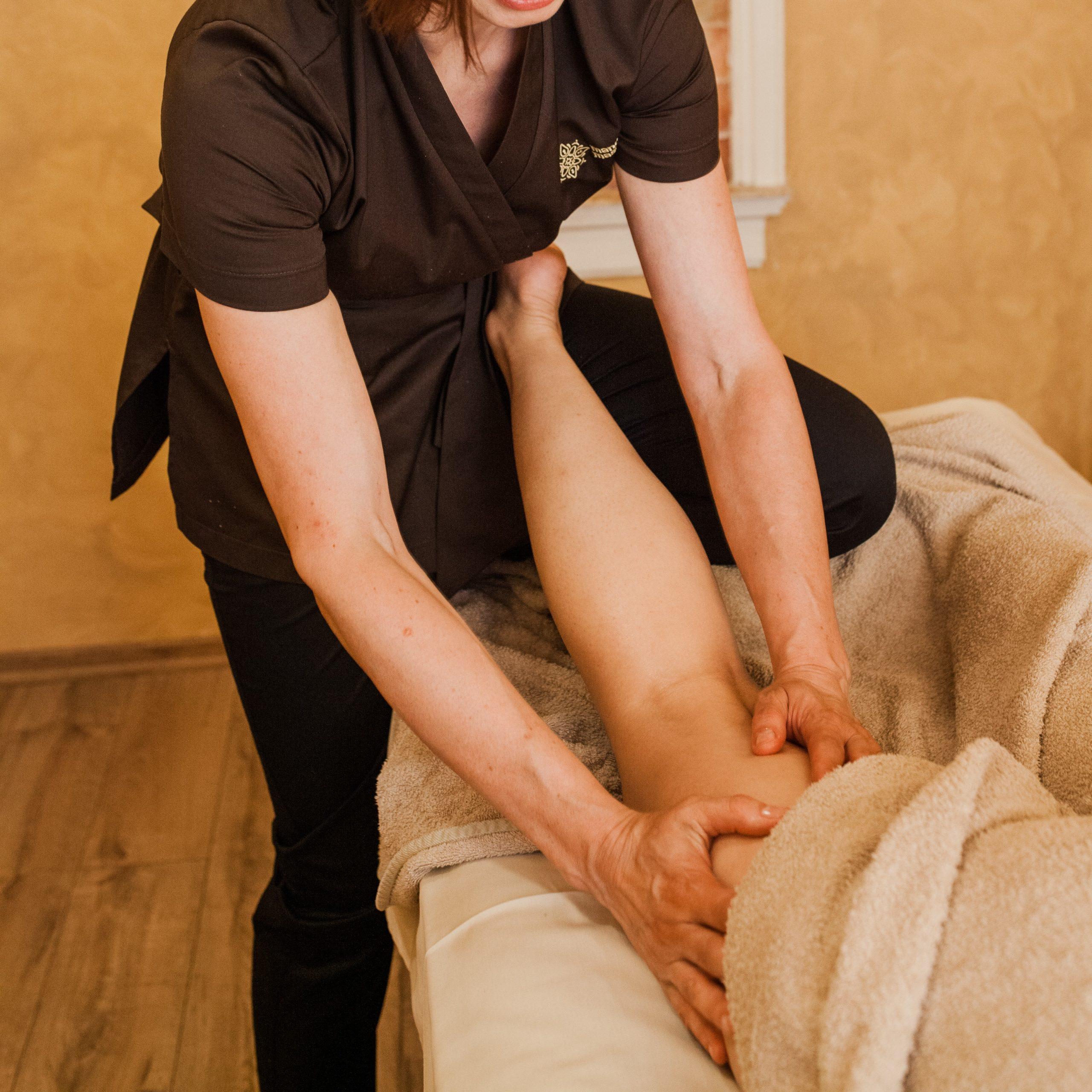 Limfodrenažinis masažas yra vadinamas ateities masažu.