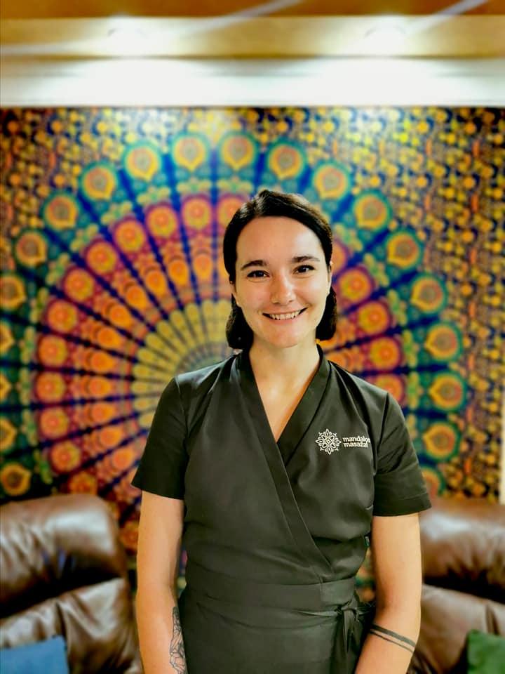 Tailandientiškas masažas
