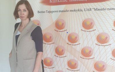 Pirmasis Lietuvos masažuotojų čempionatas